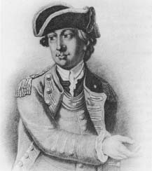 General Charles Lee (Courtesy, National Archives)