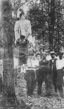 Leo Frank was lynched for the murder of Mary Phagan. (Bettmann/Corbis)