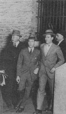 Leopold and Loeb were each sentenced to life for the murder of Bobby Franks and 99 years for his kidnapping. (AP/Wide World Photos)