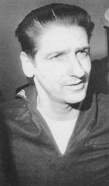 "Albert DeSalvo, self-proclaimed ""Boston Strangler."" (Bettmann/Corbis.)"