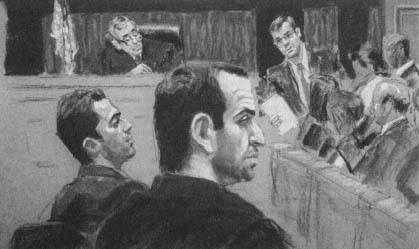 Image result for four men sentenced for the 1993 bombing of the world trade center