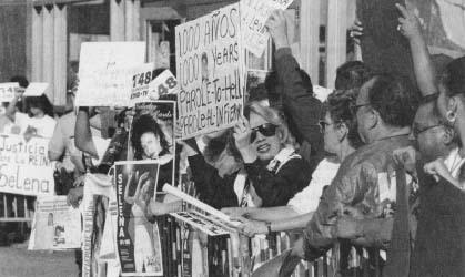 Yolanda Saldivar Trial 1995 Trial Focuses On Shooting